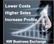 Lower Costs Higher Sales Increase Profits NW Business Exchange